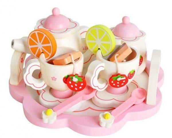 Medinis arbatos rinkinys vaikams