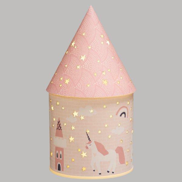 naktinė lempa vaikams internetu - naktinis šviestuvas namelis