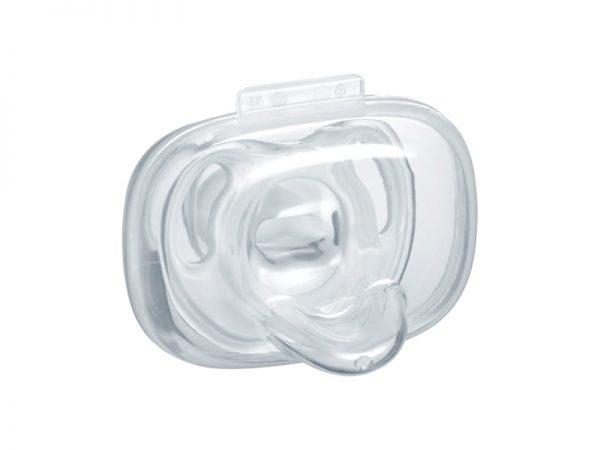 Tommee Tippee silikoninis čiulptukas Ultra Light, 0-6 mėn., 2 vnt.