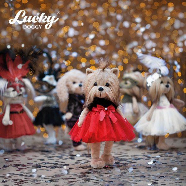 """Orange Toys pliušinė šunytė LUCKY YOYO """"FIESTA"""""""