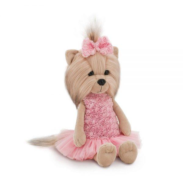 """Orange Toys pliušinė šunytė LUCKY YOYO """"ROSES MIX"""""""